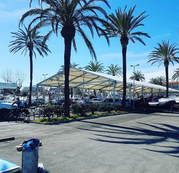 Montaje, venta y alquiler de carpas en Girona
