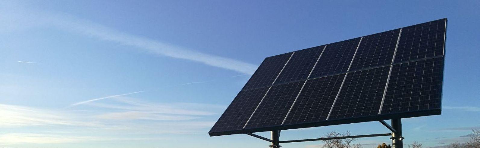 Instalación Placas energía solar fotovoltaica.