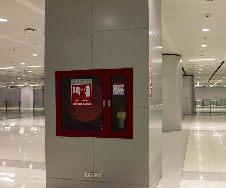 Sistemas de protección contra incendios en Terrassa