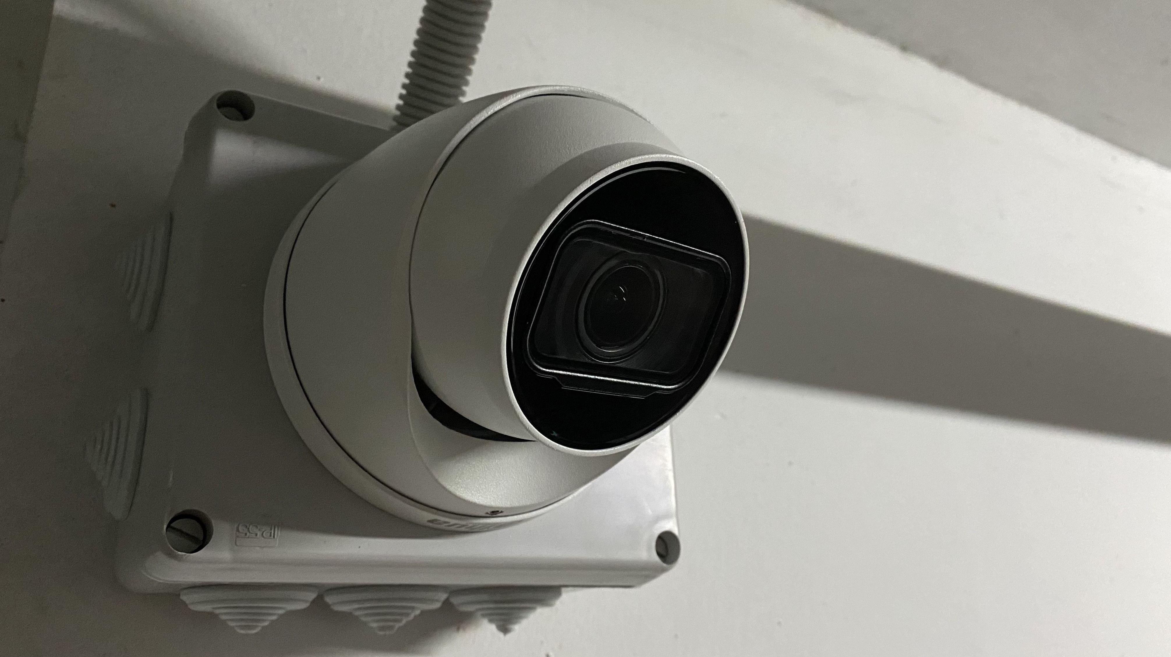 Instalación CCTV Terrassa