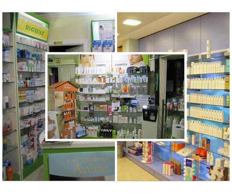 Mobiliario para farmacias