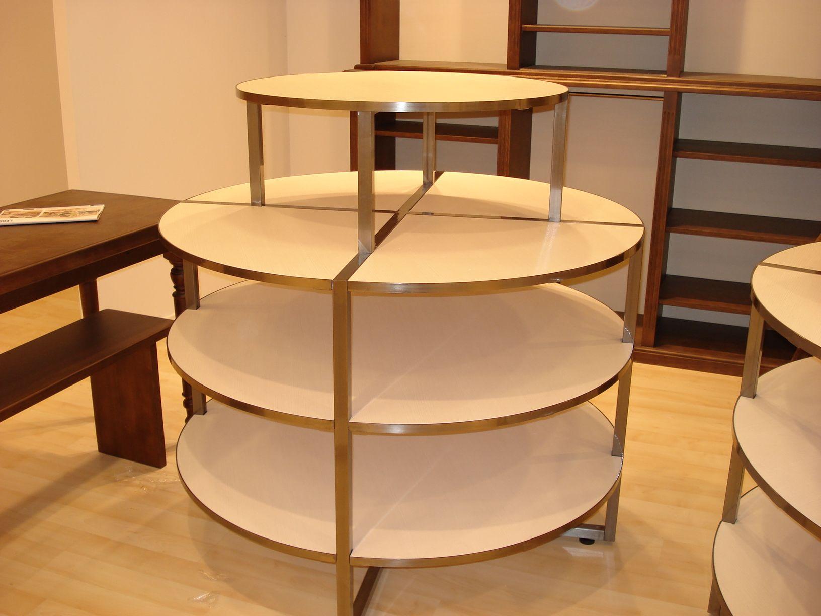 Mesas: Productos de Pardo Mobiliario De Comercio