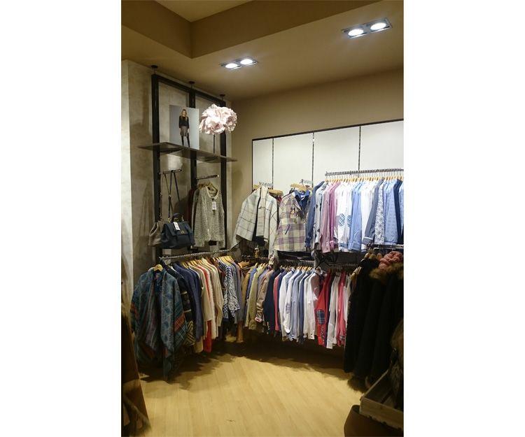 Equipamiento para tienda de ropa