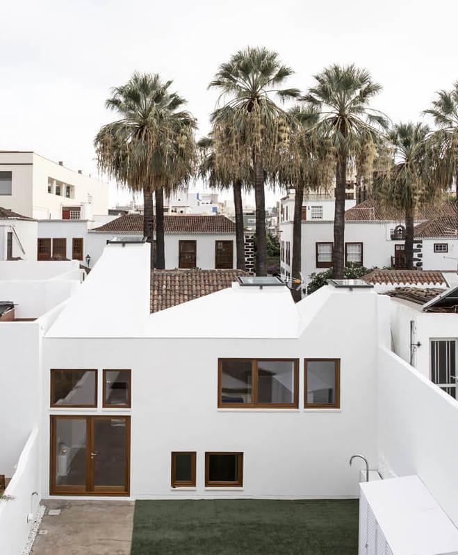 Vivienda prefabricada en Canarias