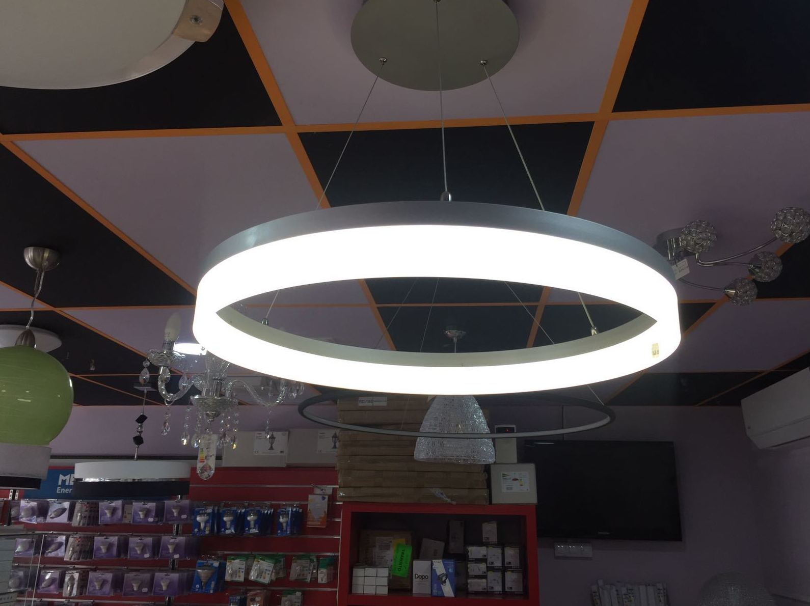 Iluminación led Las Palmas