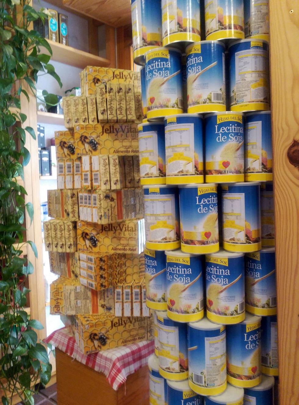 Complementos alimenticios naturales