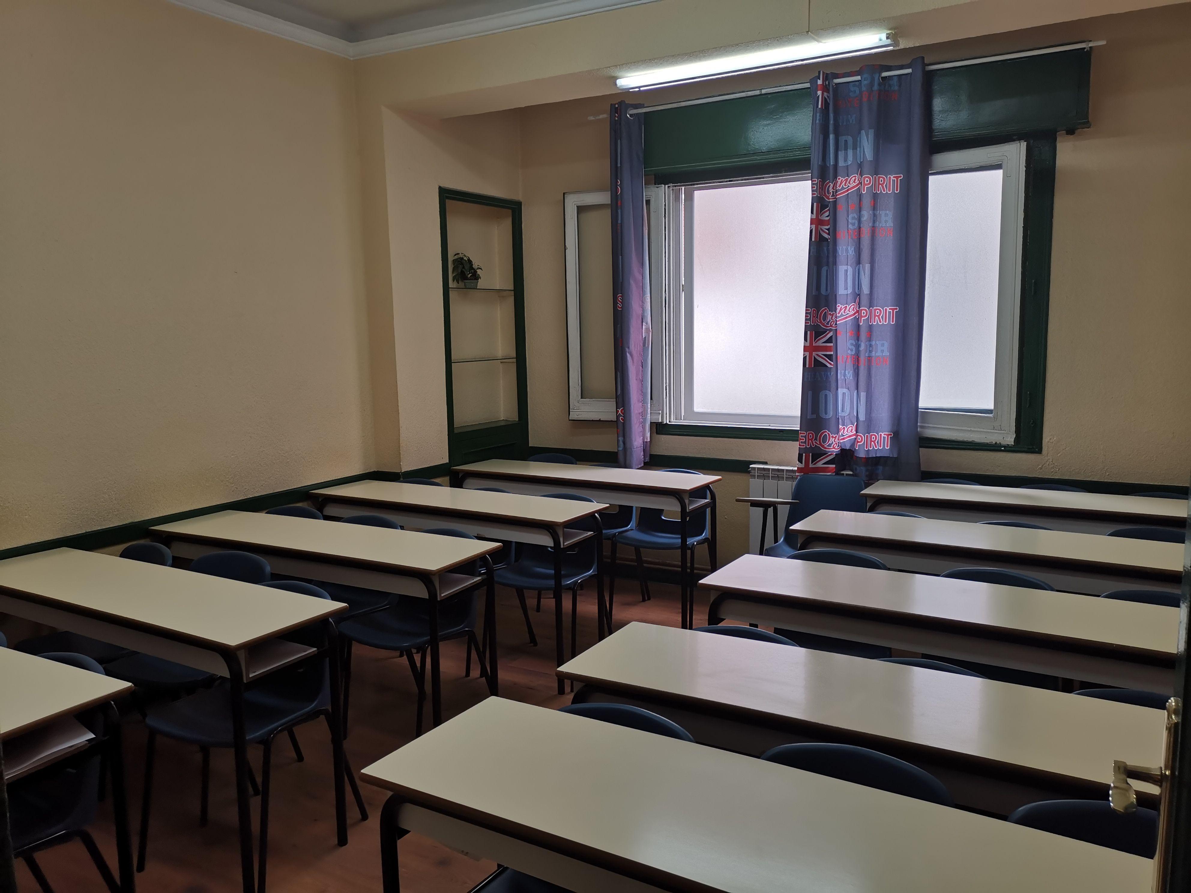 Centro de estudios universitarios en Madrid