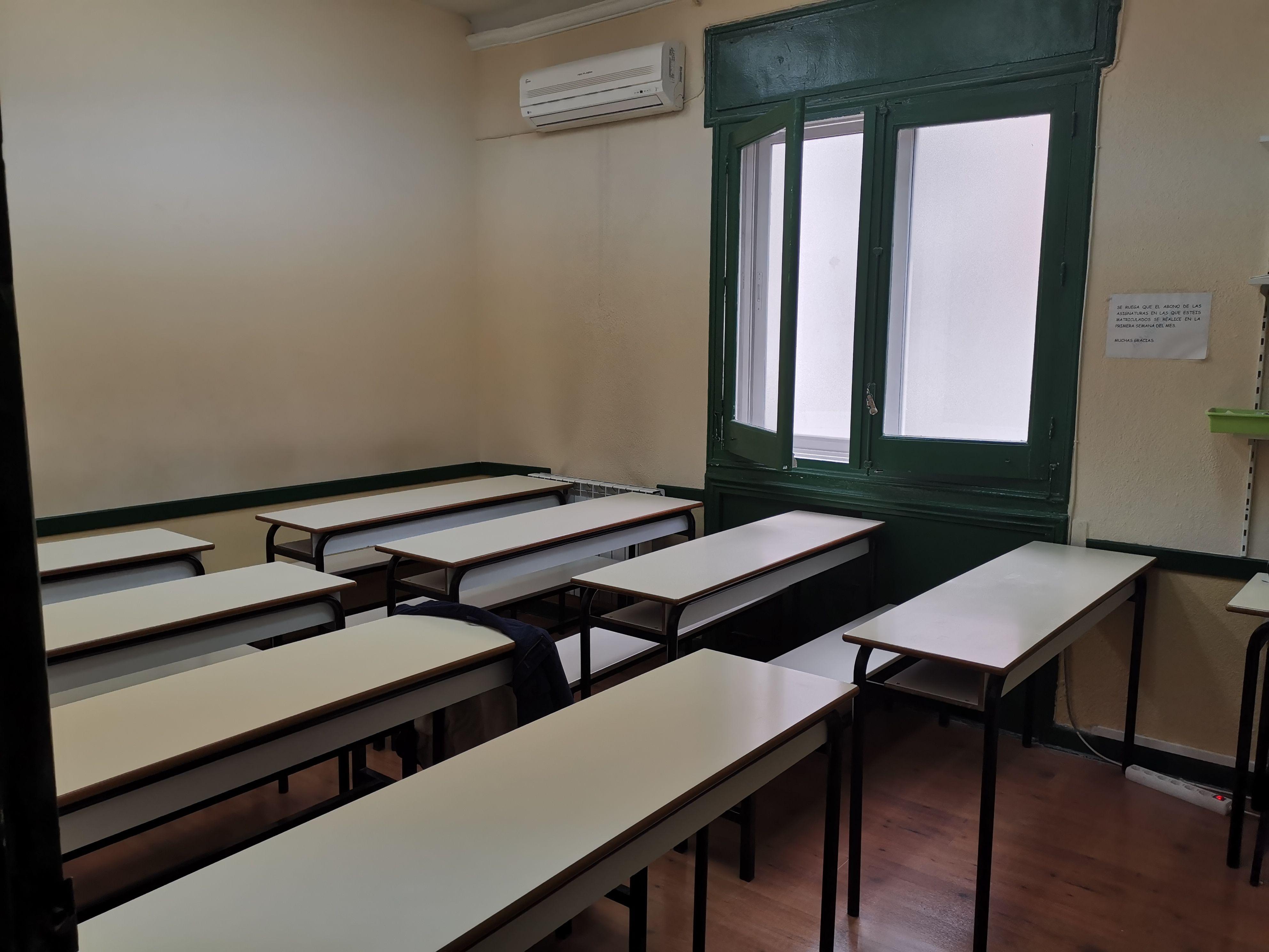 Academia con clases presenciales en Moncloa, Madrid