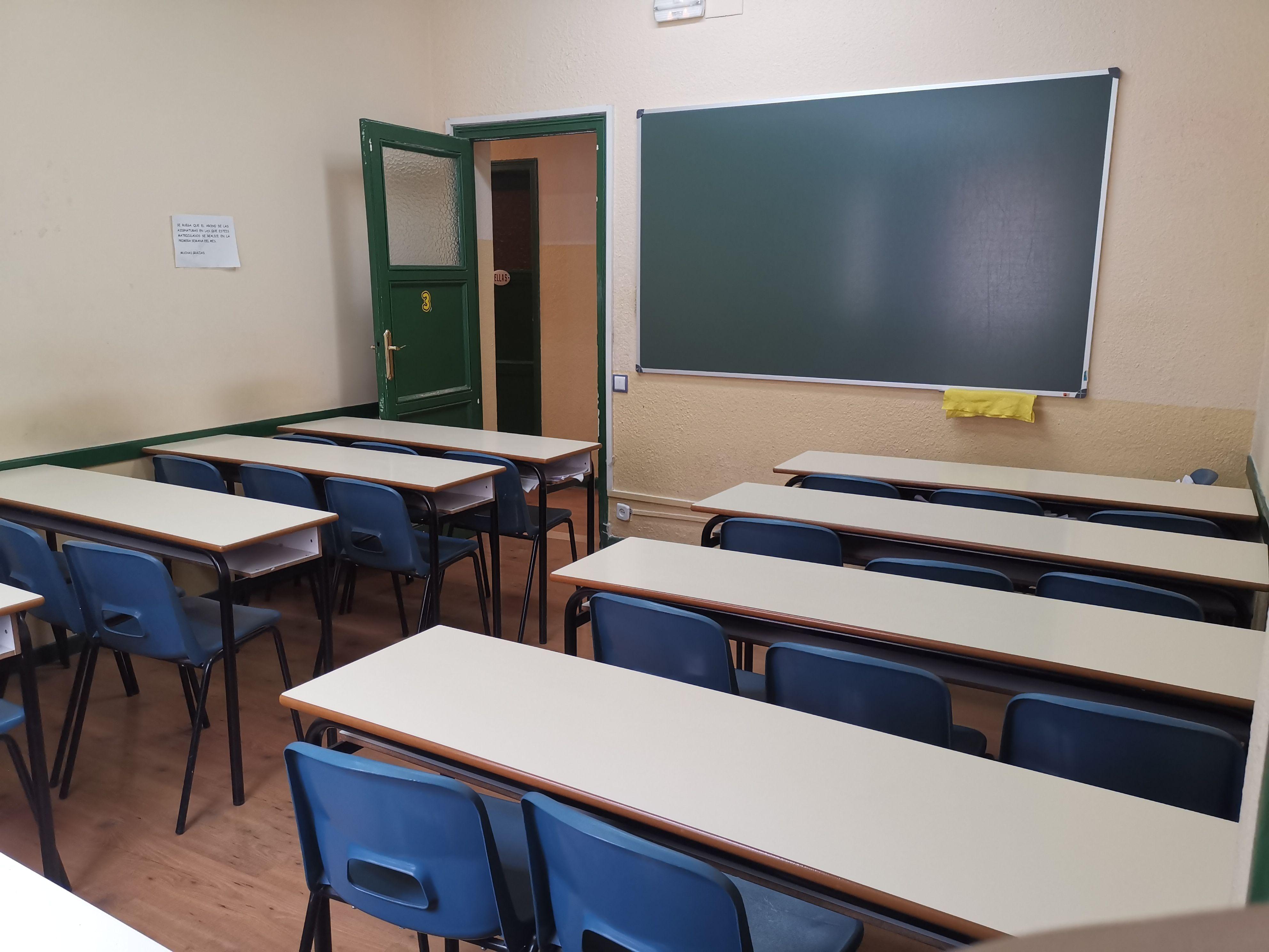 Academia online en Moncloa, Madrid