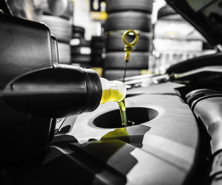 Venta de lubricantes y grasa para automoción en Valladolid