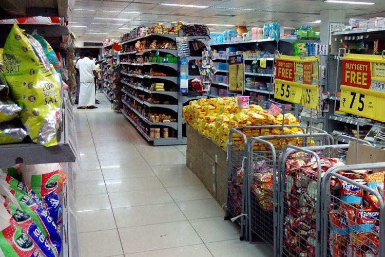 Supermercado con los mejores productos en Gran Canaria