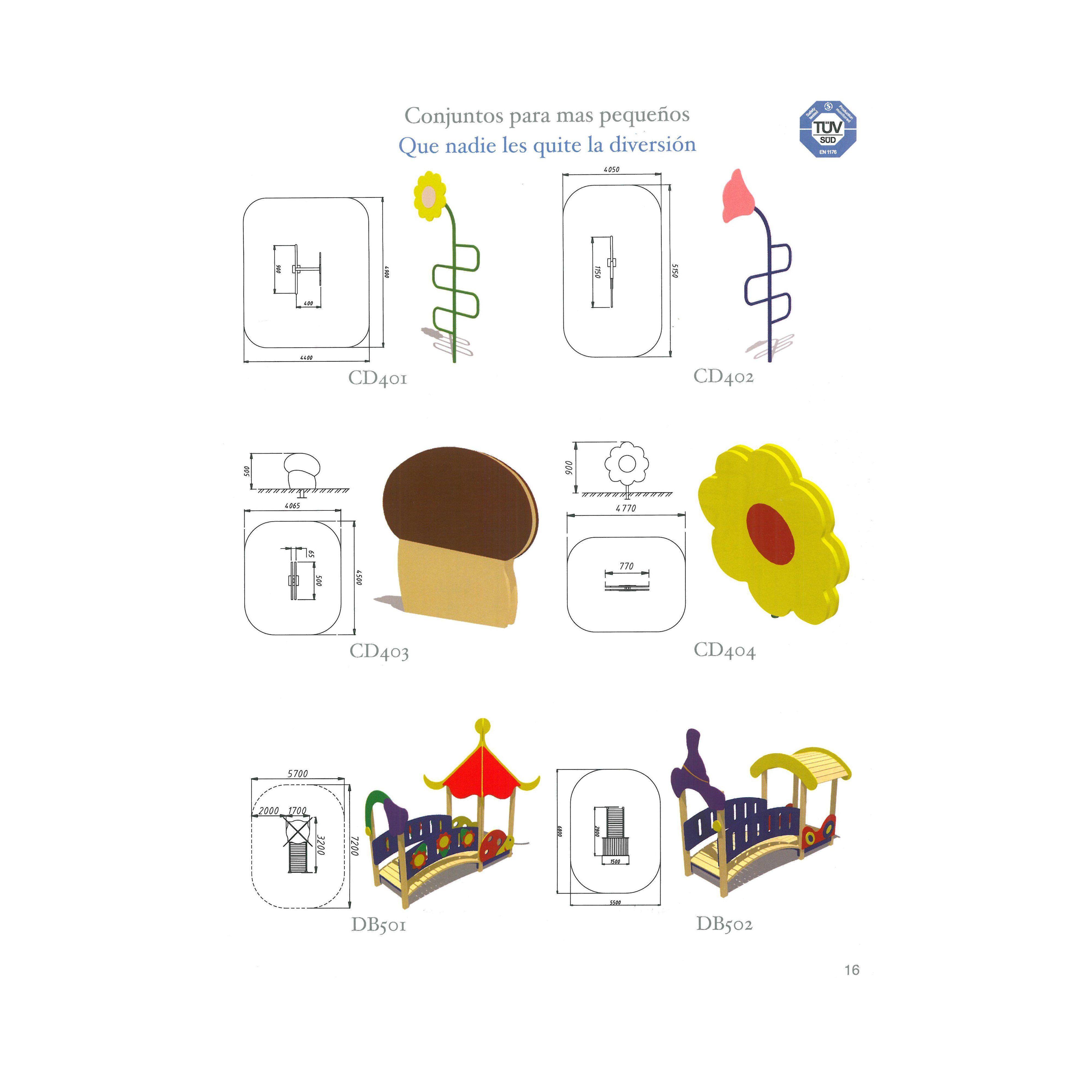 Conjuntos para los más pequeños: Productos de Cami Park