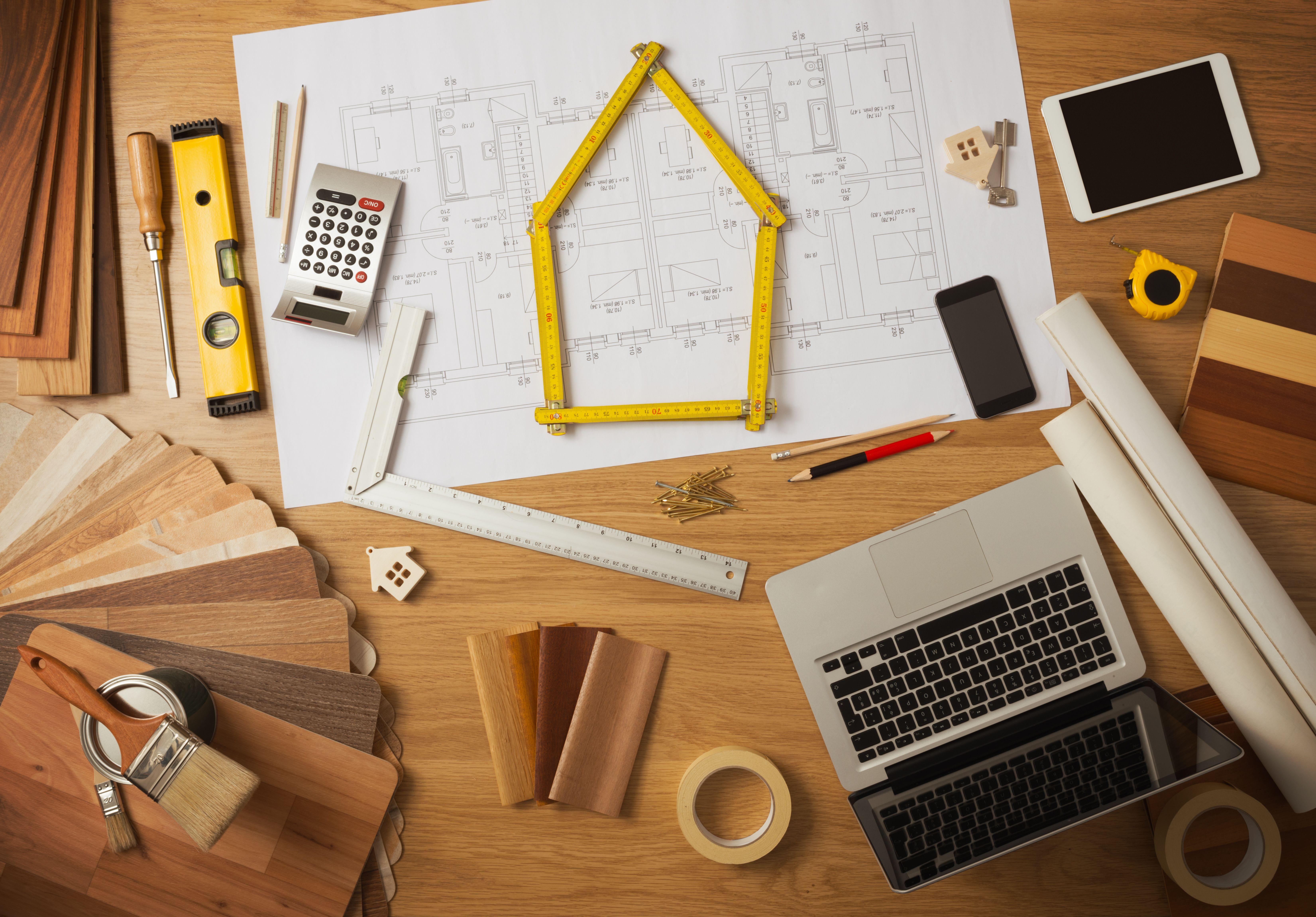 Proyectos e interiorismo: Servicios de Promair