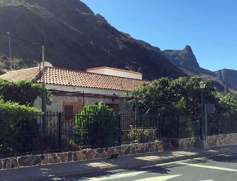 Casa rural con piscina en Fataga ( San Bartolomé de Tirajana )