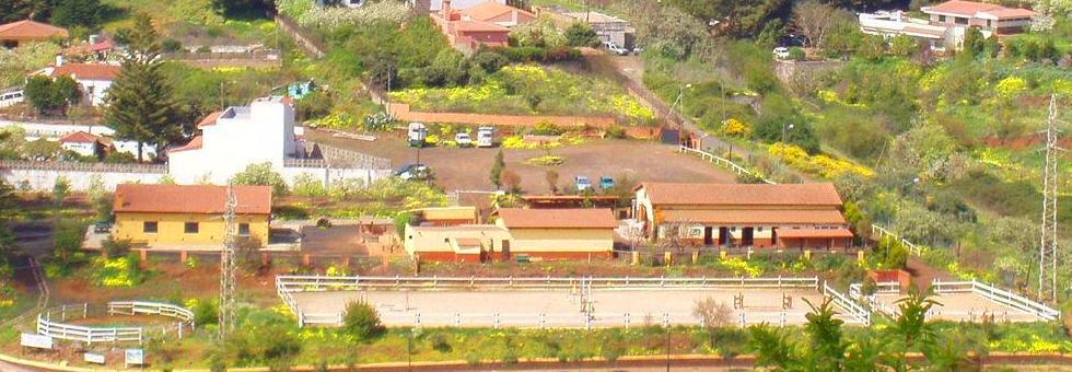 Centro Hípico San Mateo en Las Palmas