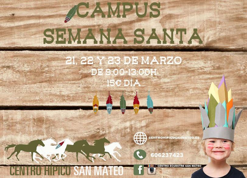 CAMPUS DE SEMANA SANTA