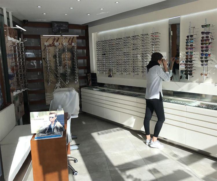 Los mejores precios para sus gafas en Ceuta