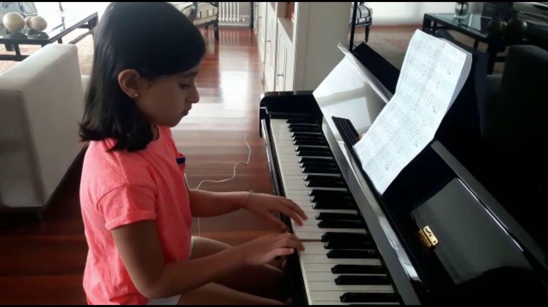 CLASES DE PIANO EN PORTUGALETE Y SANTURTZI NEREA BILBAO