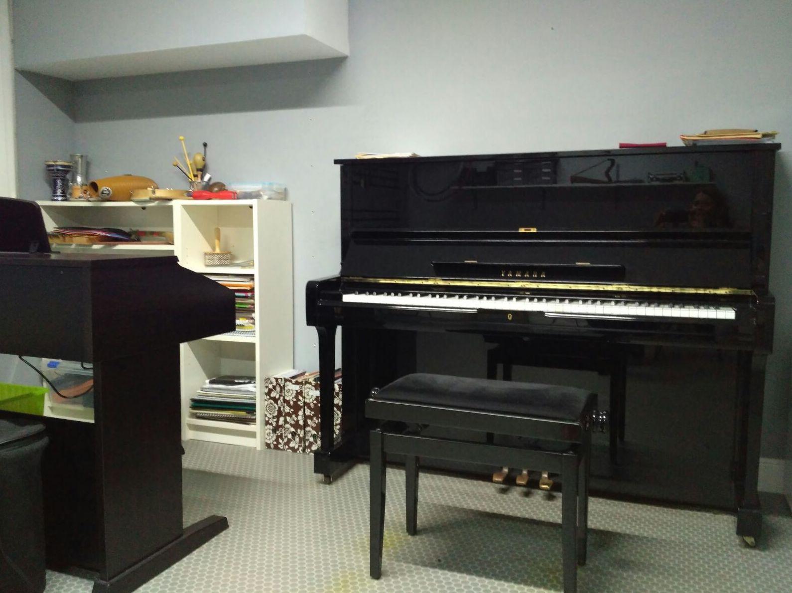 Clases de piano en Portugalete
