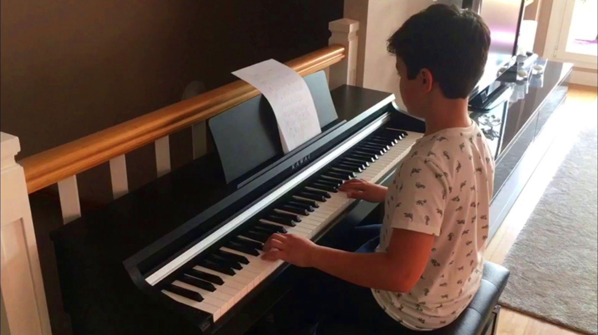ESCUELA DE MÚSICA DE PORTUGALETE SANTURTZI NEREA BILBAO. CLASES DE PIANO.