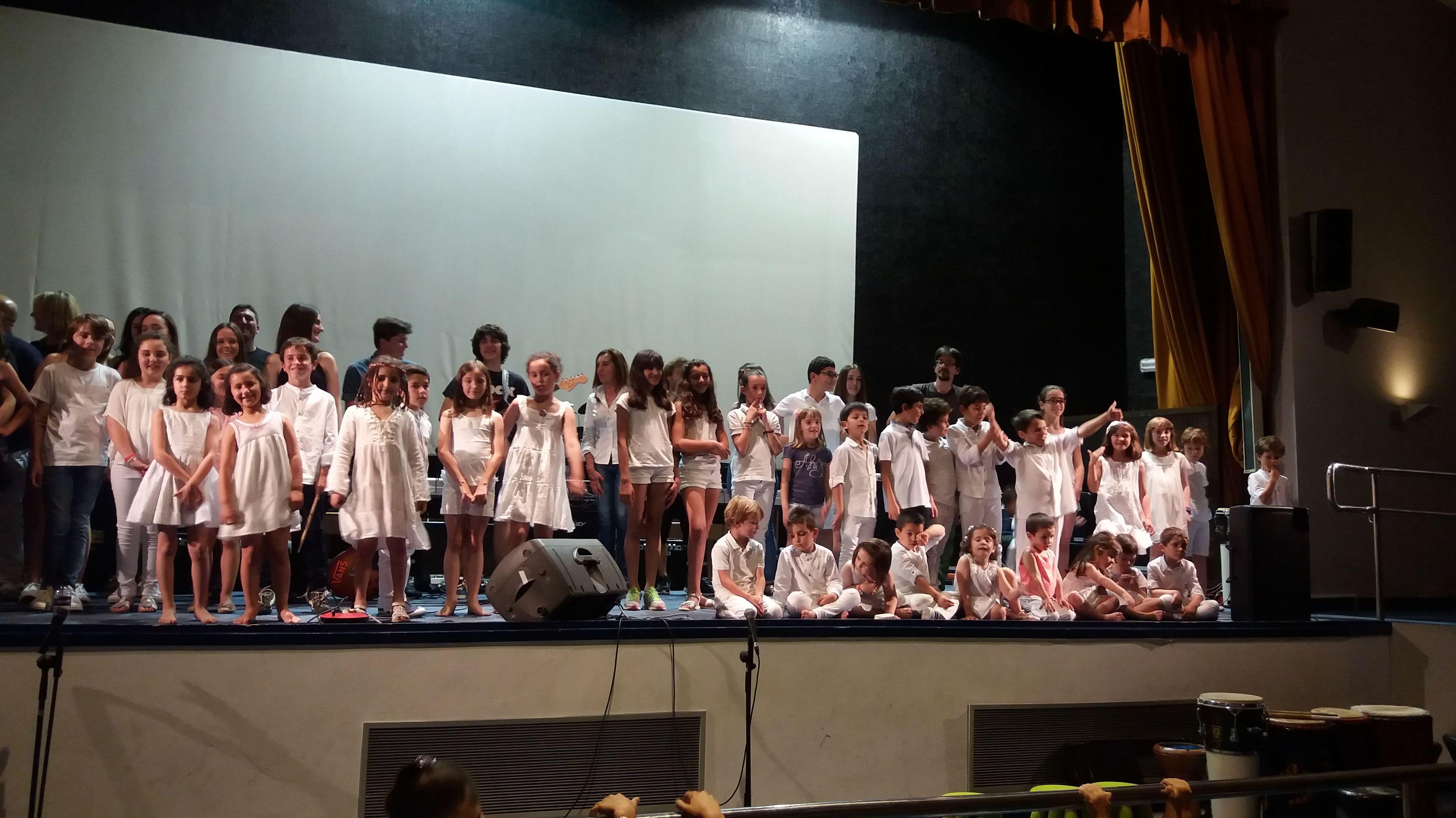 Escuela de música para niños