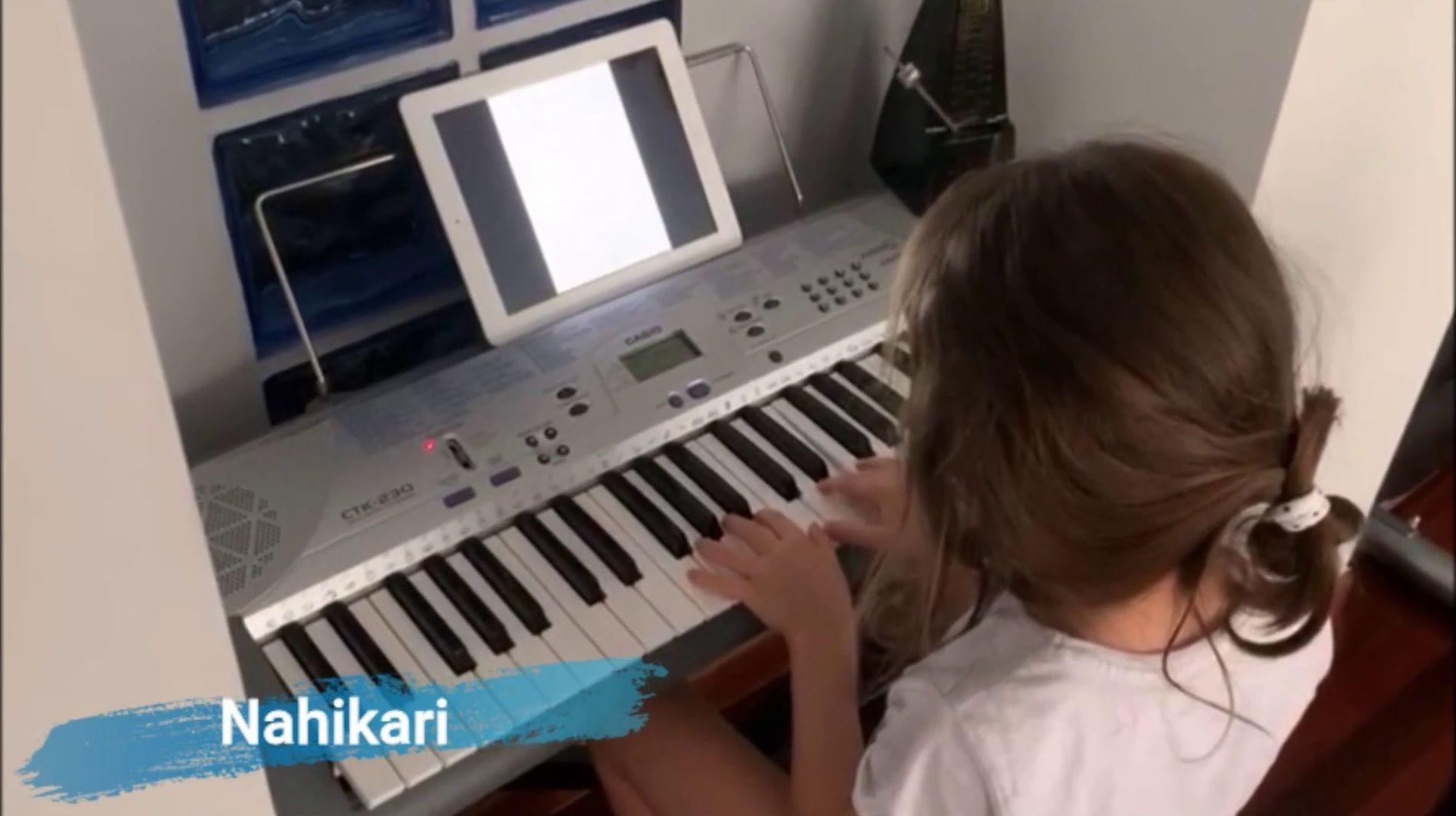 CLASES DE PIANO PORTUGALETE SANTURTZI NEREA BILBAO