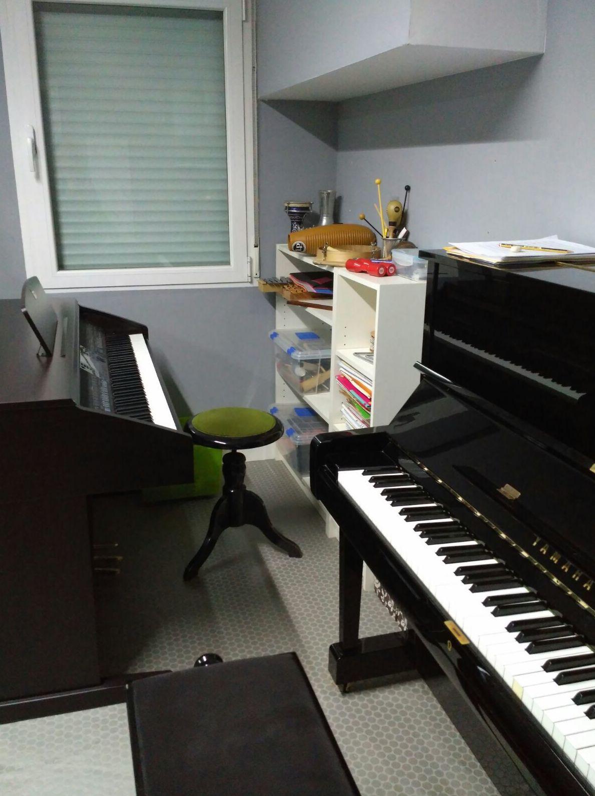 Aula de piano
