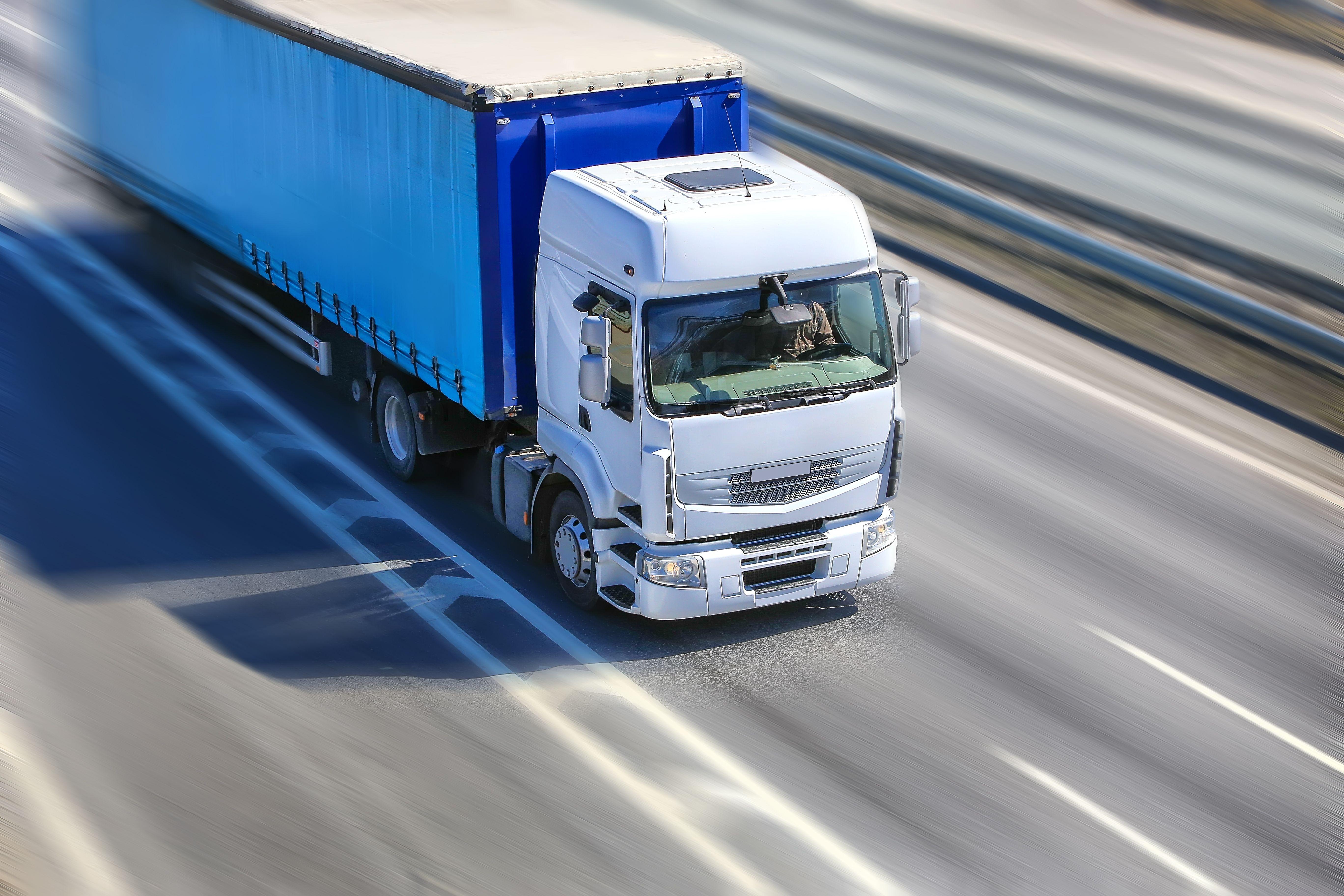 Transporte nacional de mercancías