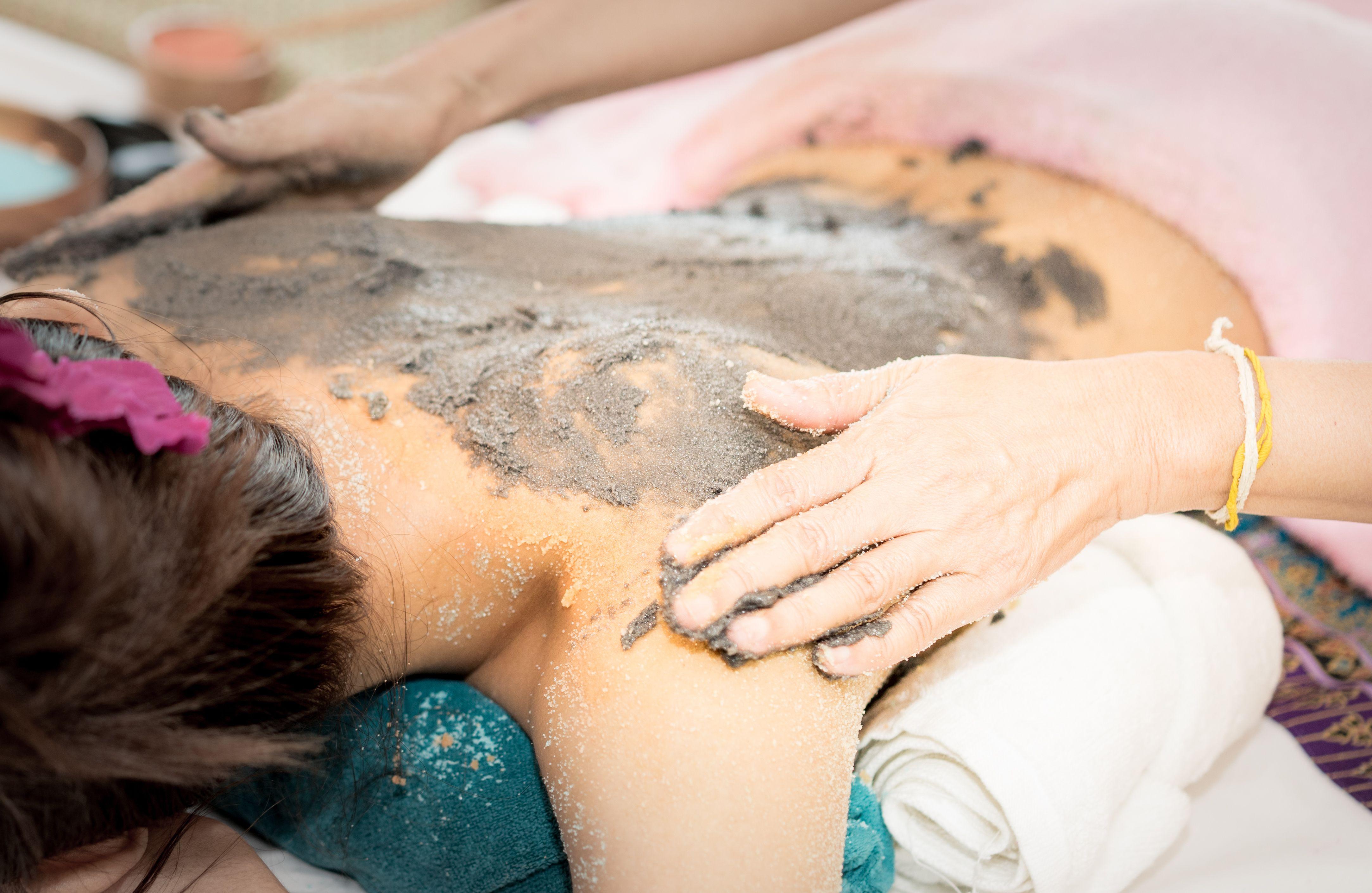 Tratamientos con barro y algas en Basauri