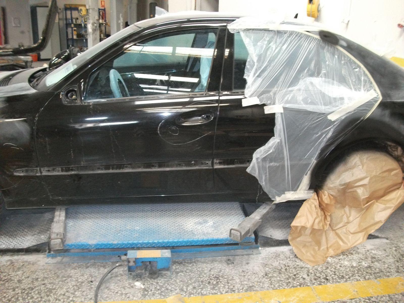 Reparaciones del vehículo para todo tipo de golpes