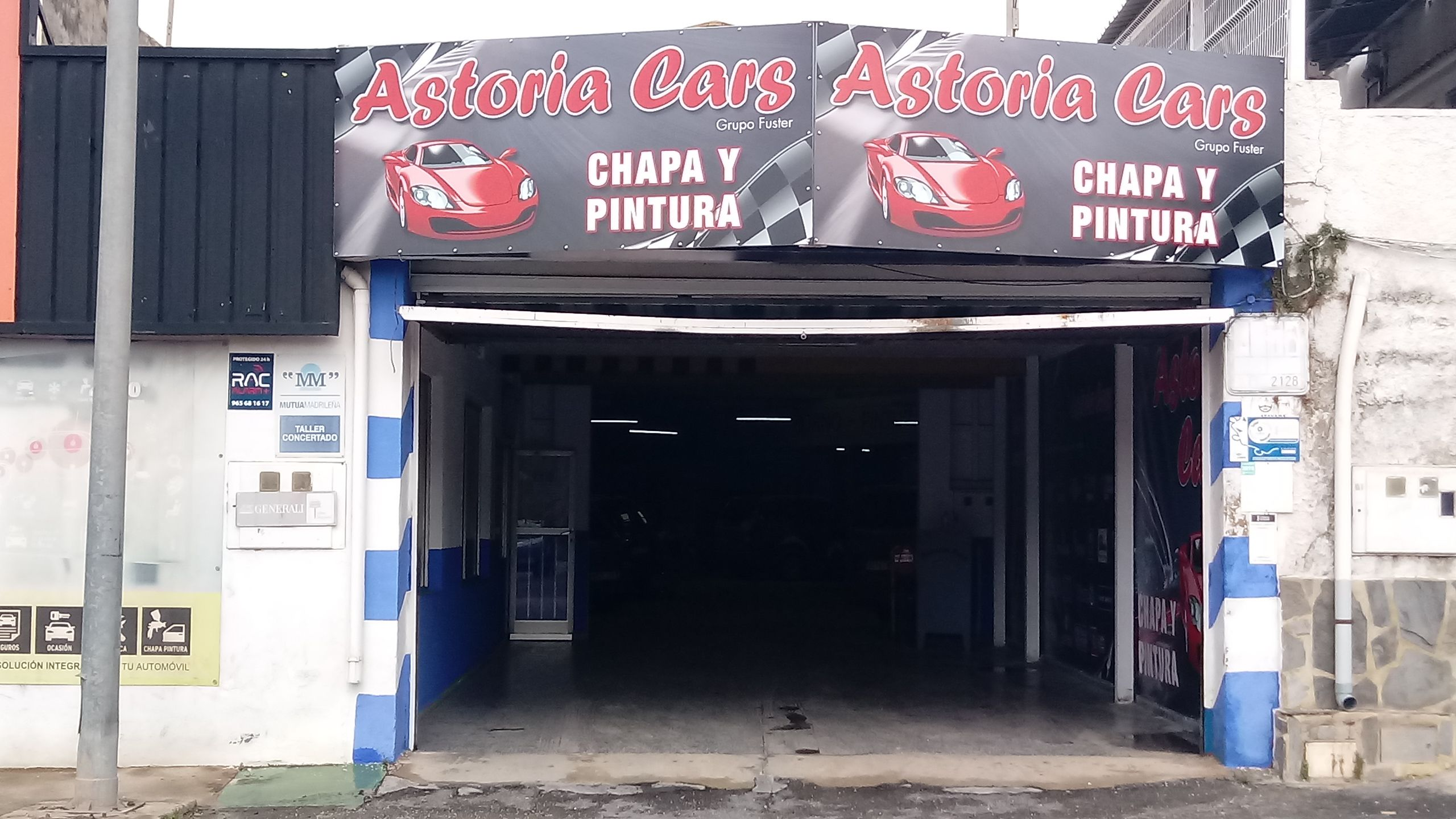 Astoria Cars en Benidorm