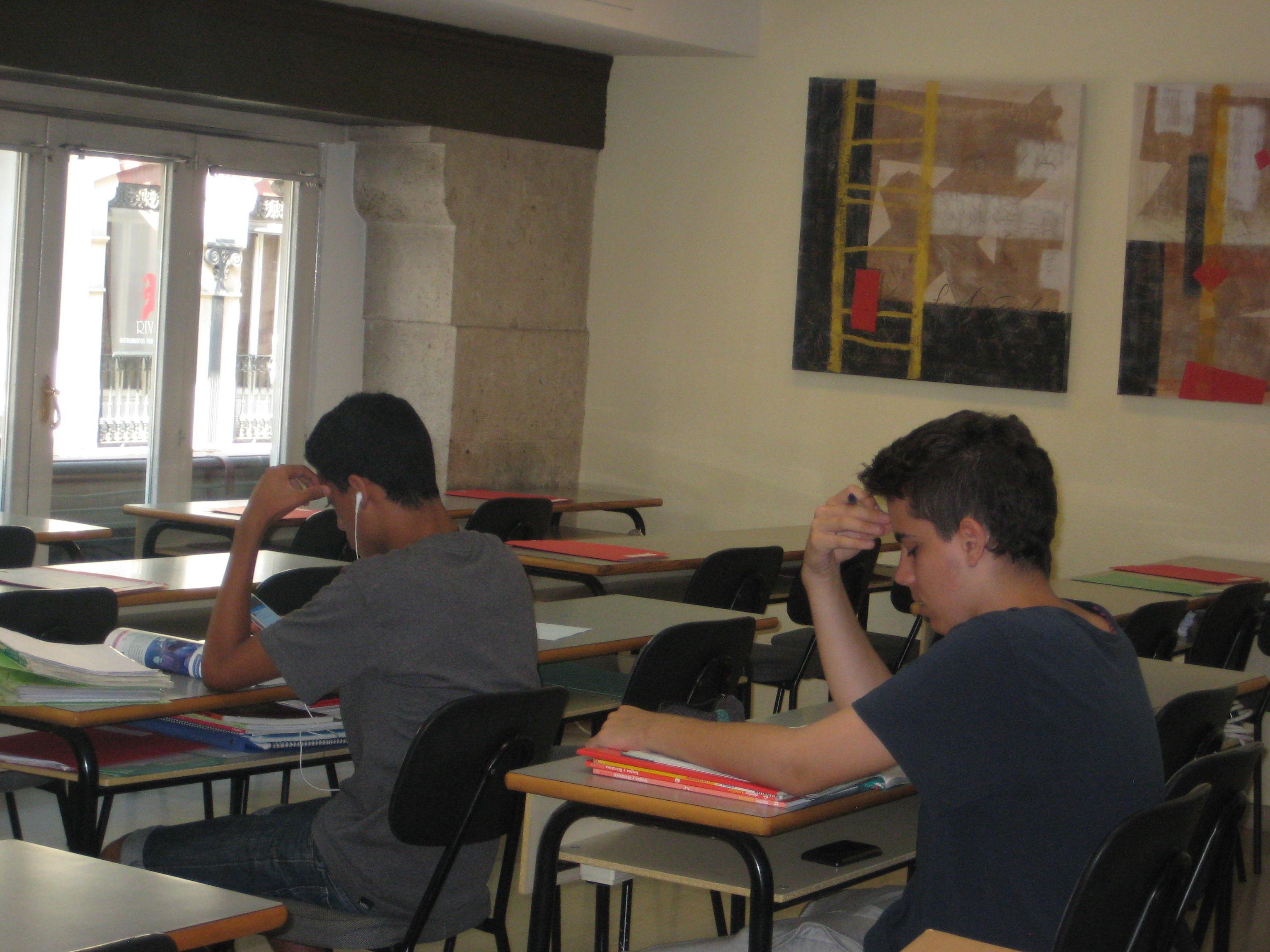 Técnicas de concentración y atención: INSTITUTO DE ORIENTACIÓN EDUCATIVA JM. VALENCIA