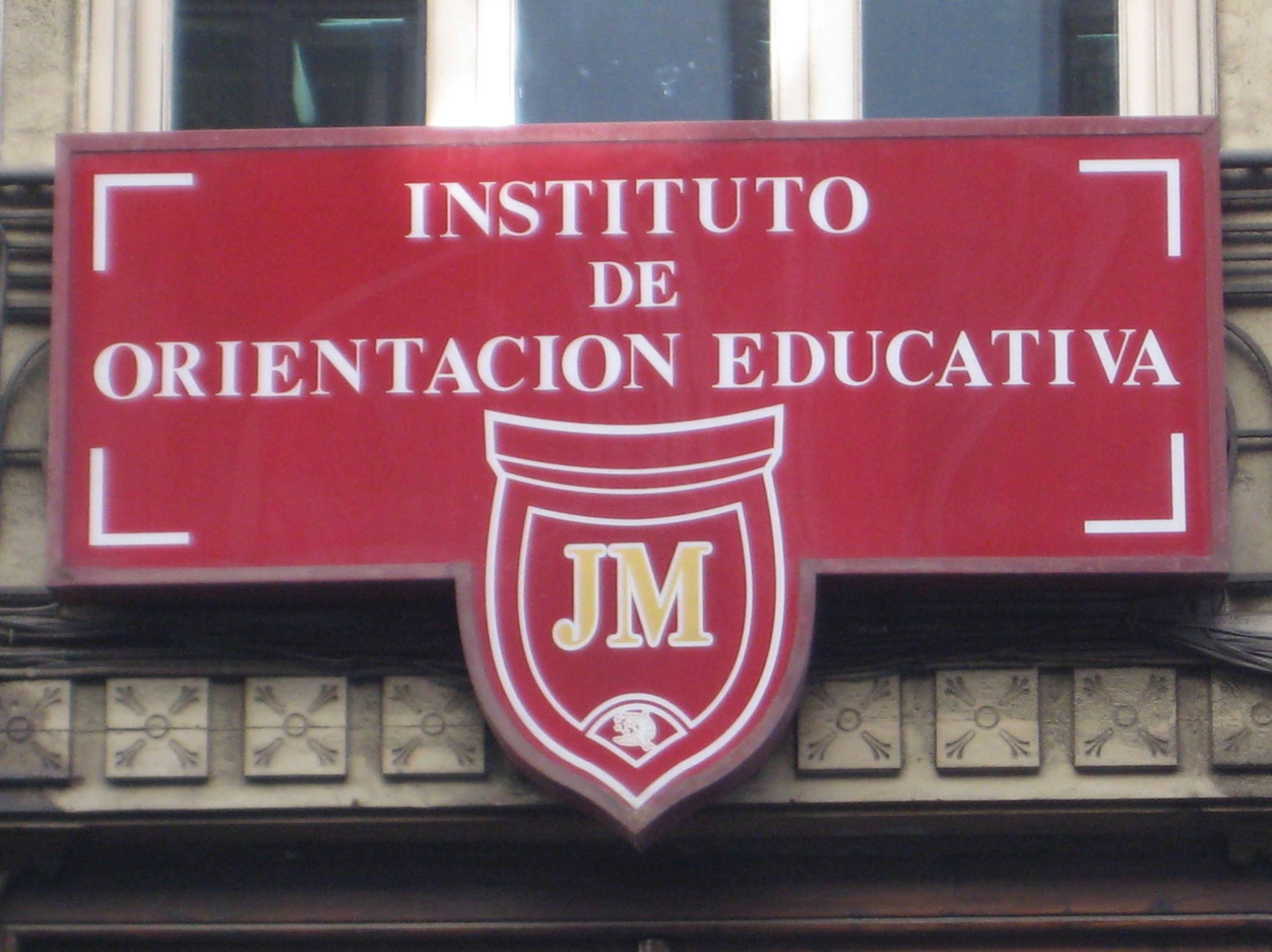 INSTITUTO DE ORIENTACIÓN EDUCATIVA JM. C/ La Paz, 26 Valencia