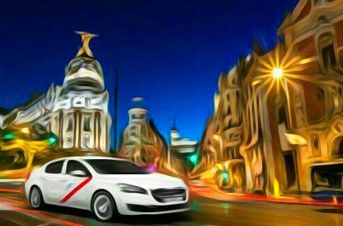 Radio Taxi Chamberi