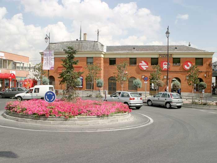 Plaza de la Estacion Pozuelo