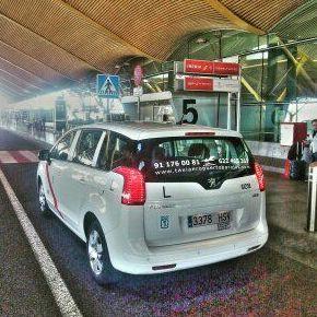 Radio Taxi Moncloa Aeropuerto