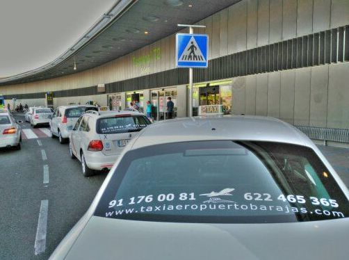 Radio Taxi Madrid Aeropuerto