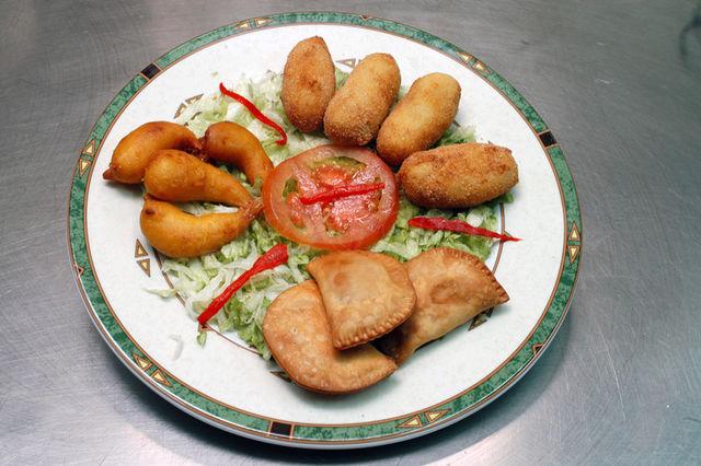 EMPANADILLAS : Nuestros platos de ¡Qué Aproveche! Cocinados