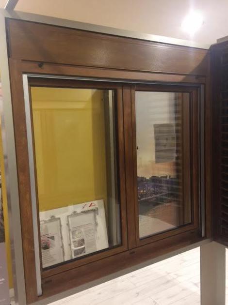 ventanas de aluminio y pvc en Santander
