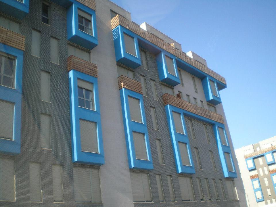 fachada edificio corte ingles
