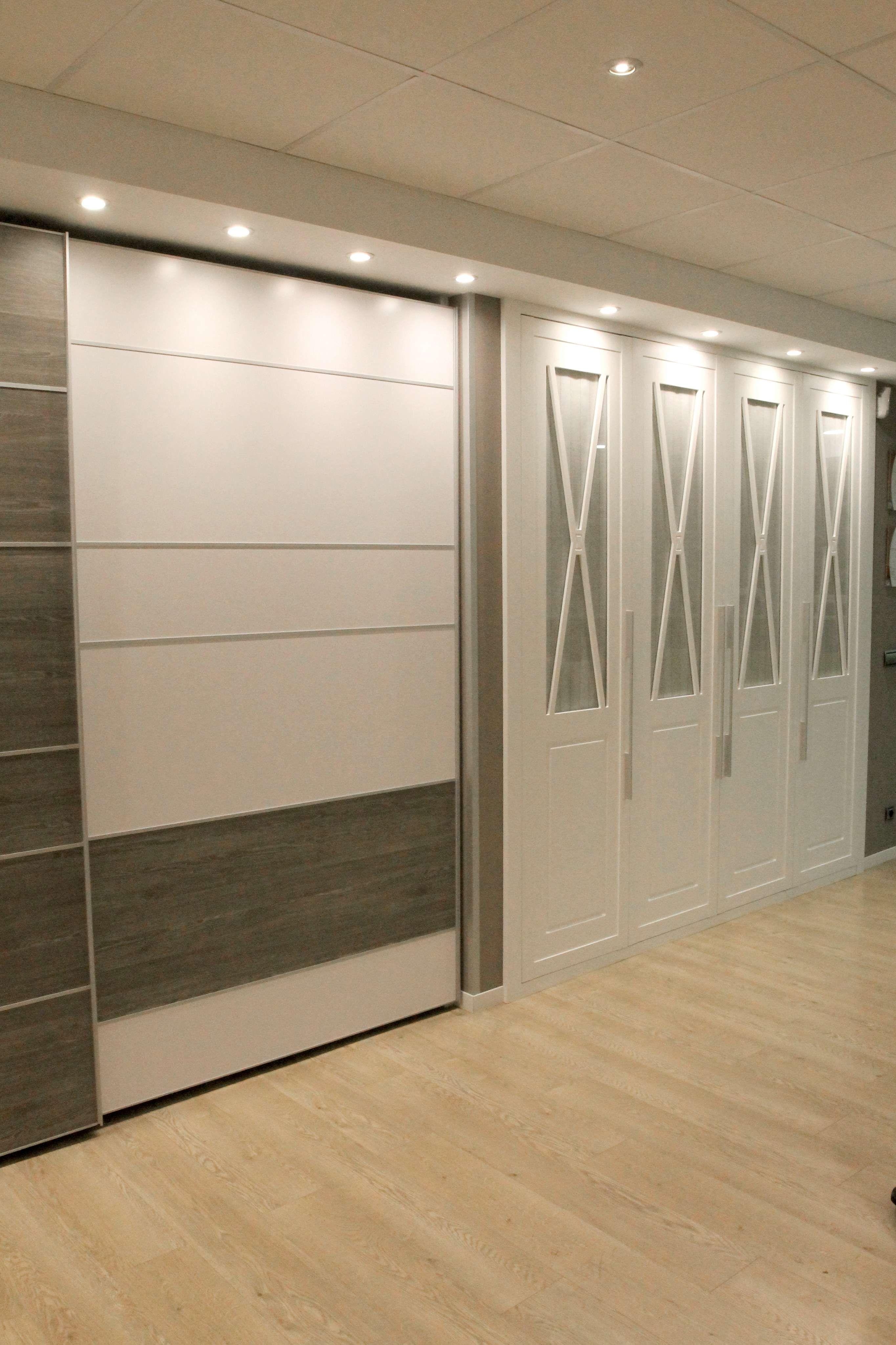 Diseño de armarios empotrados en Guipúzcoa