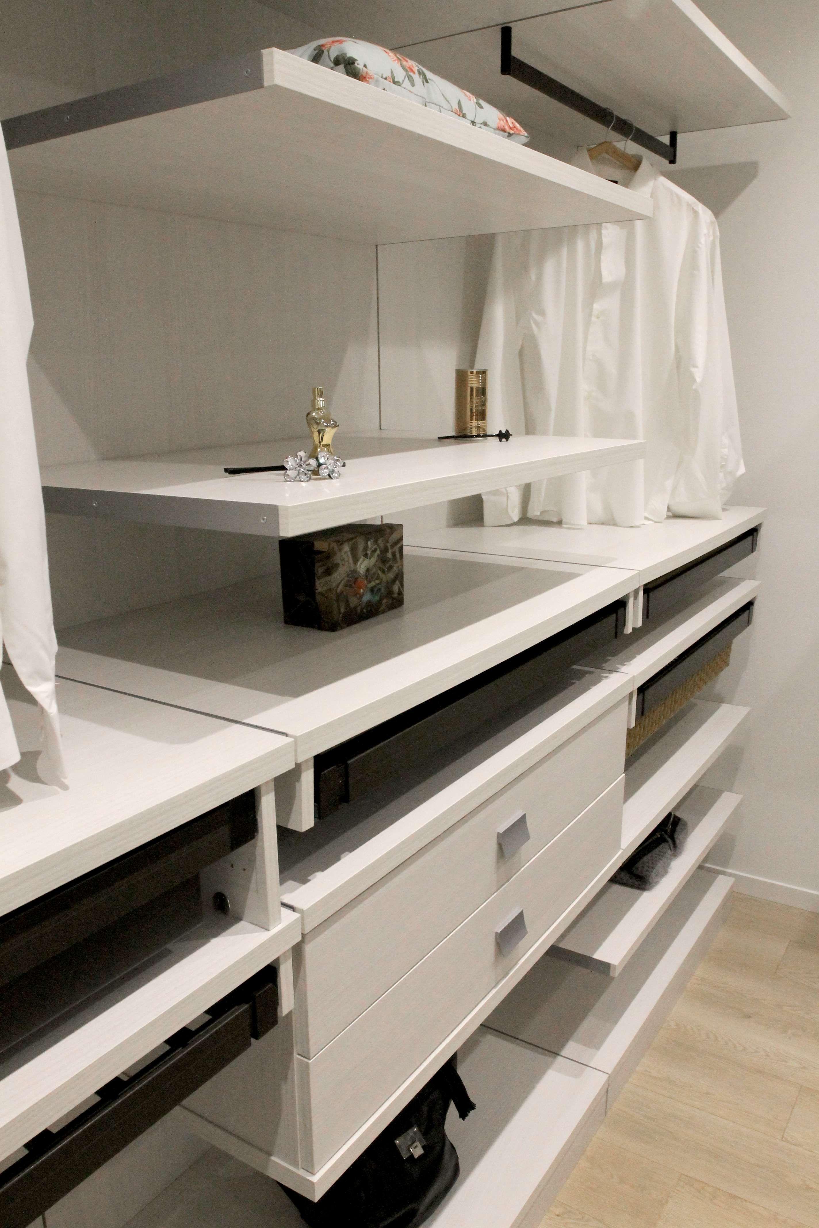 Interiores de armario en Guipúzcoa