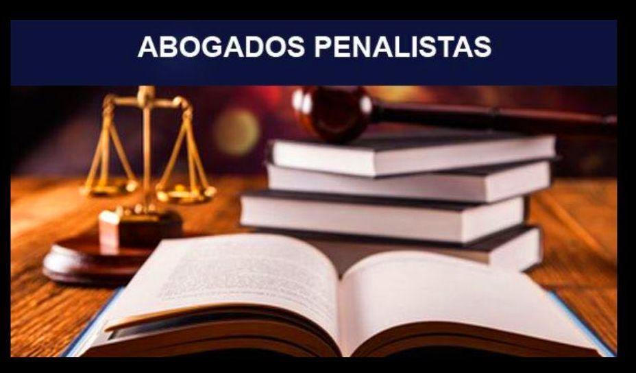 Derecho Penal: SERVICIOS  de Rubén González Sierra Abogados