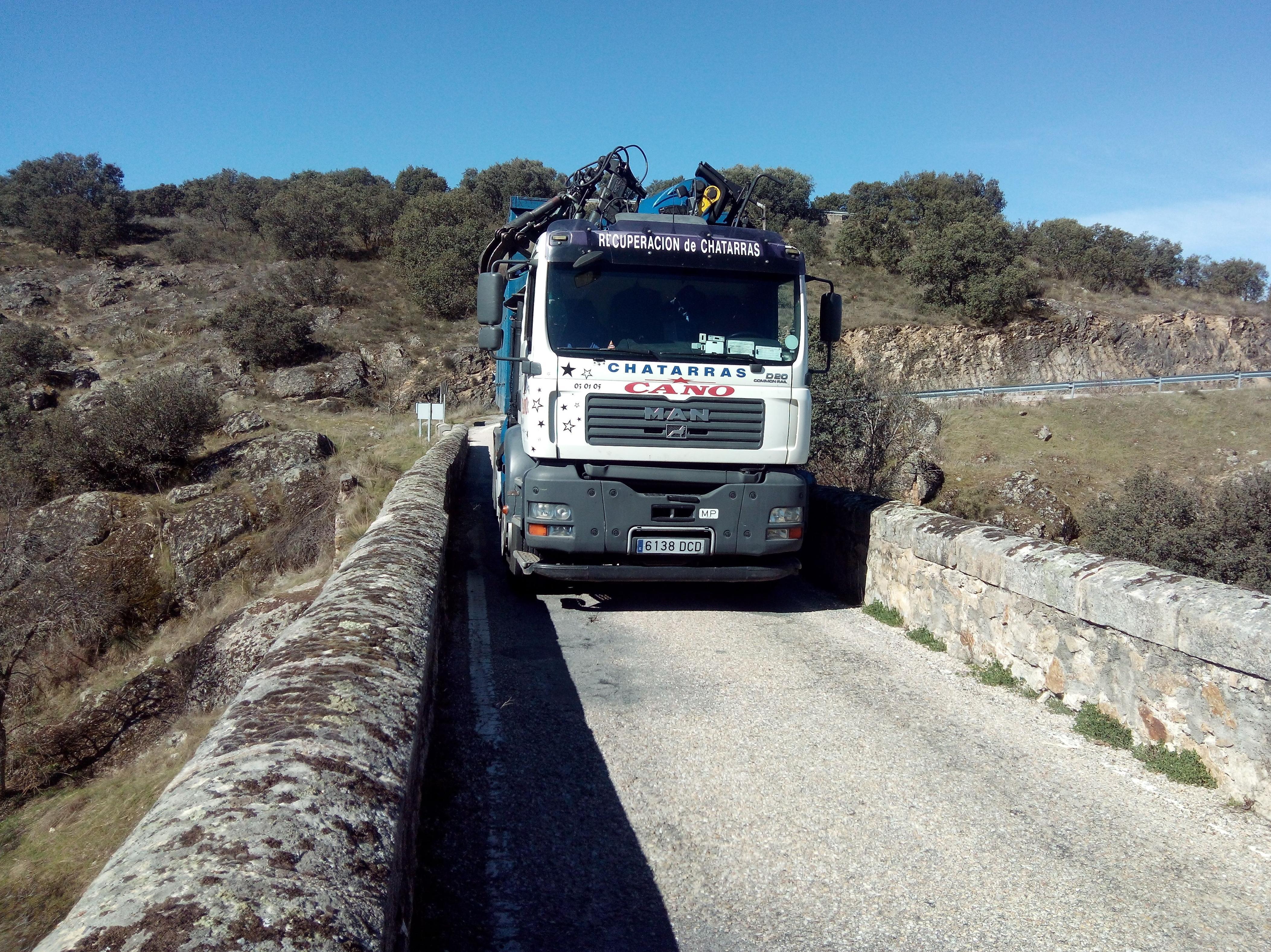 Foto 19 de Desguaces y chatarras en Moraleja de Enmedio | Recuperaciones J.M.C.