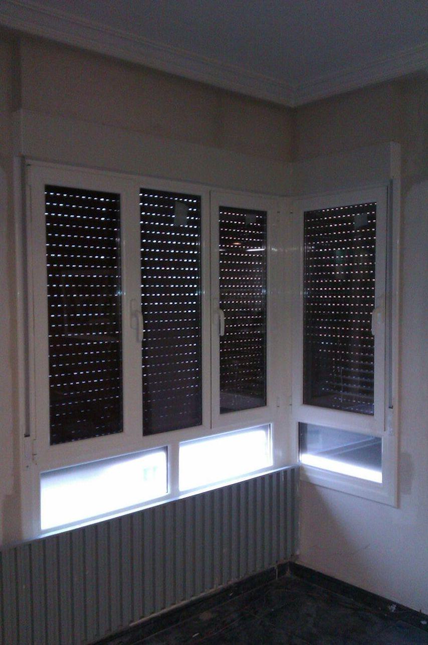 Foto 31 de Carpintería de aluminio, metálica y PVC en Vitoria-Gasteiz | Zurgal Aluminios, S.L.