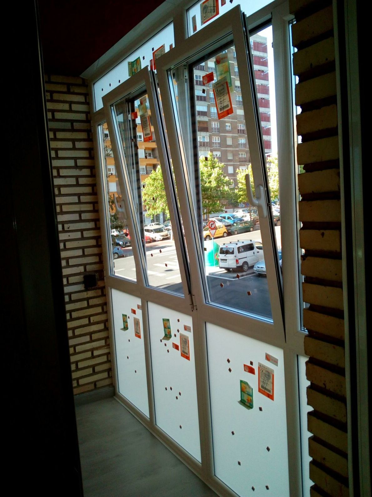 Foto 43 de Carpintería de aluminio, metálica y PVC en Vitoria-Gasteiz | Zurgal Aluminios, S.L.