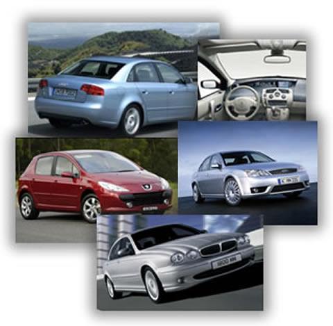 Tránsito de vehículos: PRODUCTOS Y SERVICIOS de Trini, S.L.