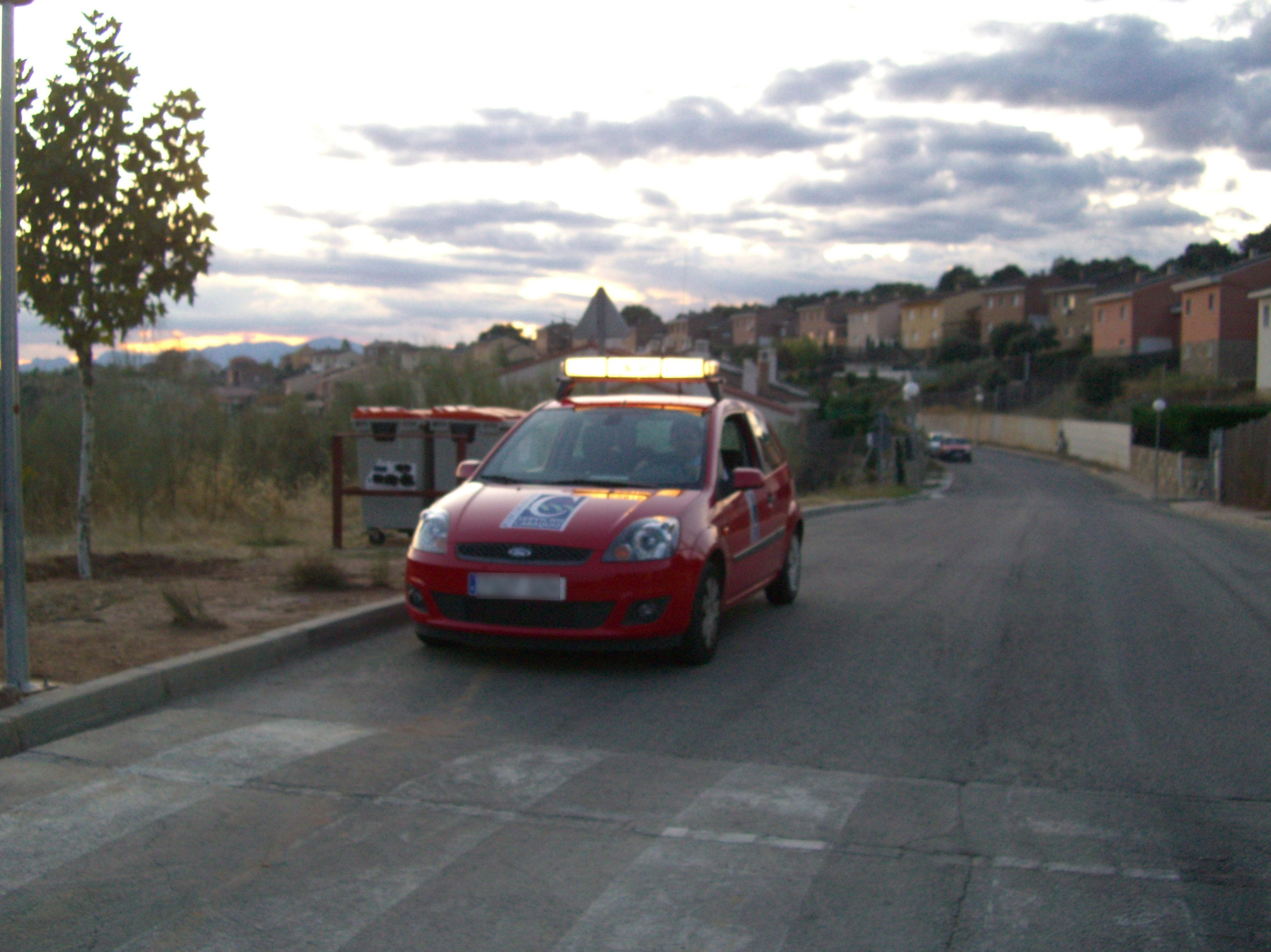 Auxiser, control y vigilancia en urbanizaciones de Madrid
