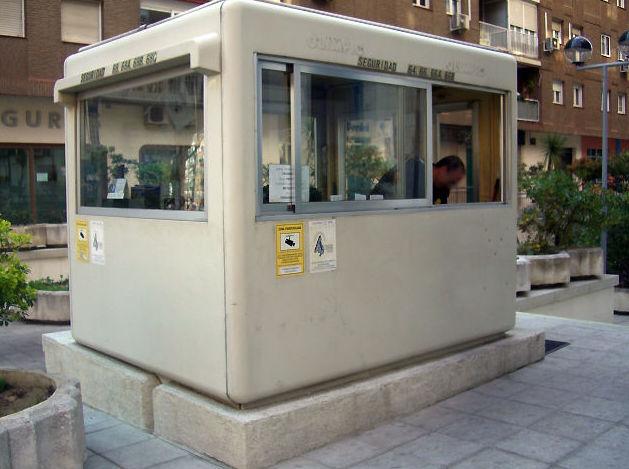 Control de accesos y vigilancia para bloques de pisos en Madrid