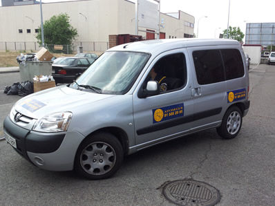 Auxiliares de servicios: Servicios de Auxiser Madrid Servicios Auxiliares